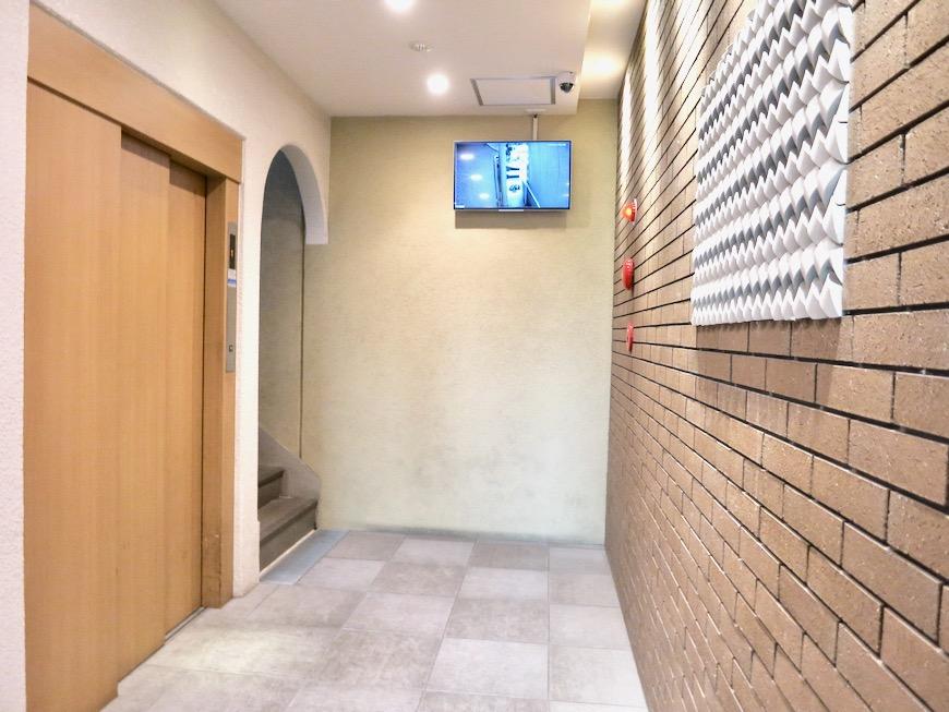 ●共用・外観 天然木が広がるお部屋。インターシティ黒川901号室3