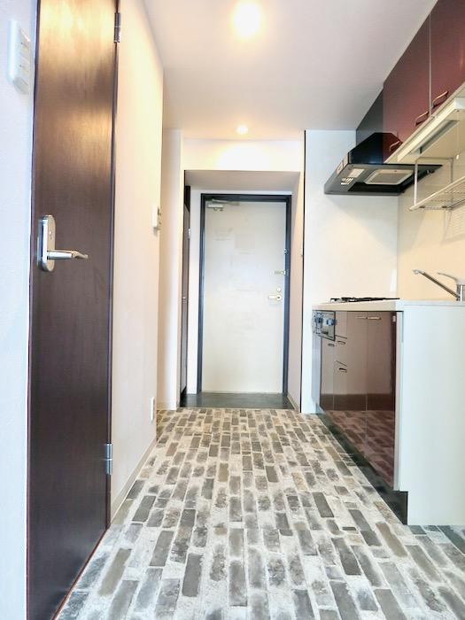 玄関&廊下。ほんのりアンティークヨーロピアン サロン・SOHO可 S ALLEY 1001号室5