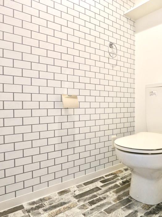 トイレ。ほんのりアンティークヨーロピアン サロン・SOHO可 S ALLEY 1001号室0
