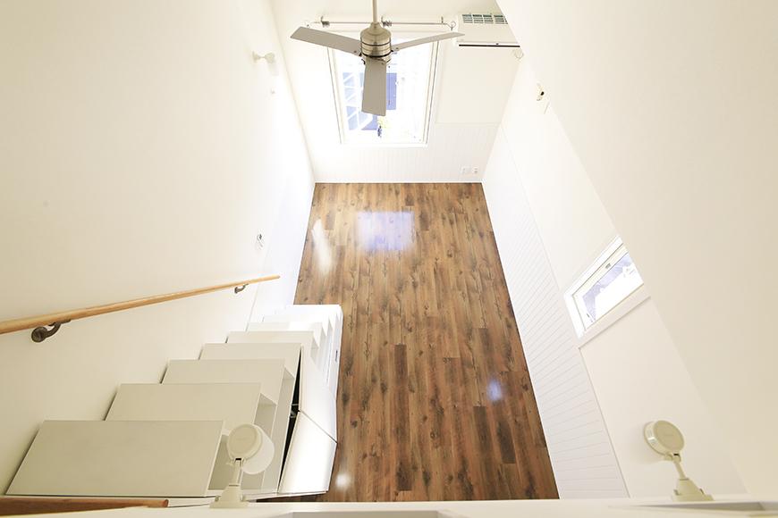 【プリマ名古屋壱番館】201号室_ロフトからの眺望_MG_8105