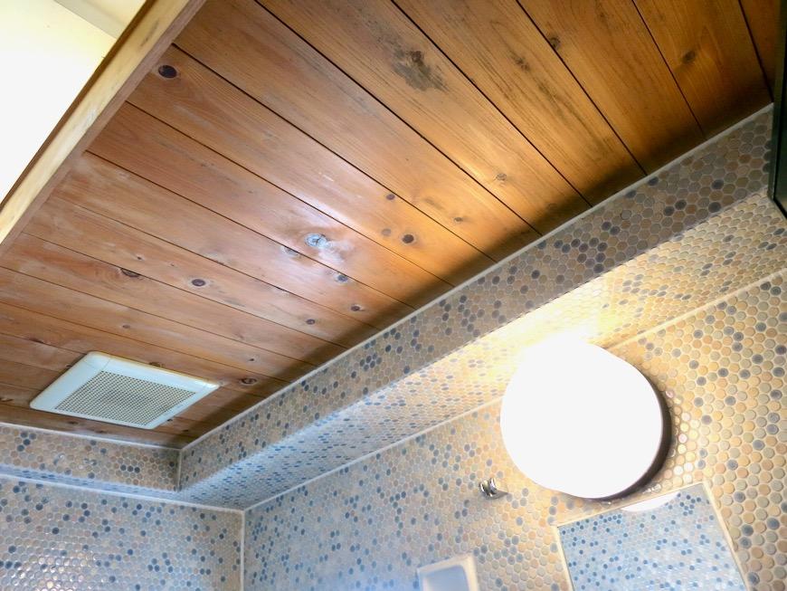 2F サニタリー&バスルーム。ヴィンテージ3Fメゾネット2000HOUSE4B12