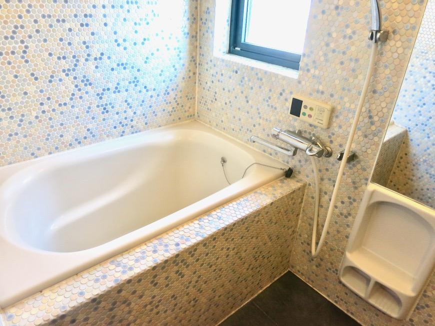 2F サニタリー&バスルーム。ヴィンテージ3Fメゾネット2000HOUSE4B11