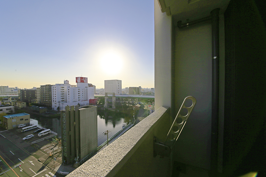 【ポルタニグラ大須】901号室_ベランダからの眺望_MG_3632