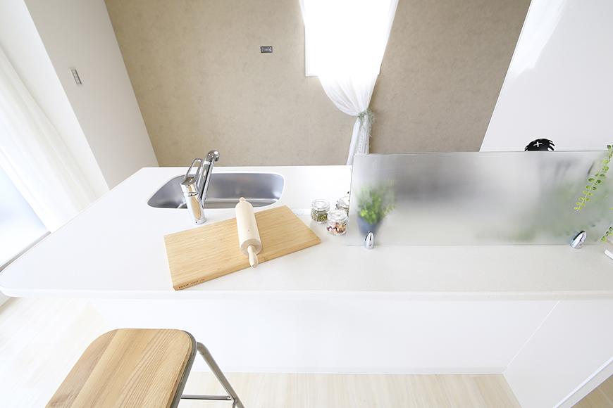 【ポルタニグラ大須】1101号室_LDK_キッチン周り_MG_8860