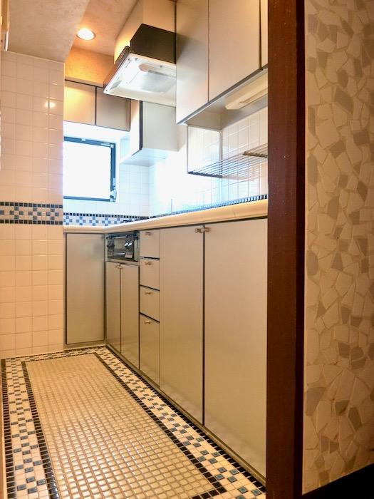 2F サニタリー&バスルーム。ヴィンテージ3Fメゾネット2000HOUSE4B14