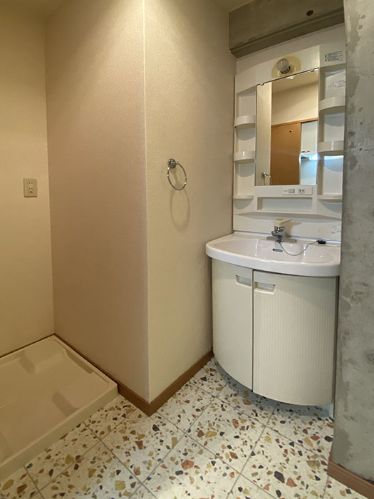 ヴェリエール・ドゥ・セ 902号室洗面