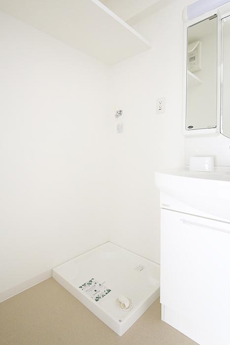 【ポルタニグラ大須】901号室_リビングスペース_水周り_独立洗面台・室内洗濯機置き場_MG_3458