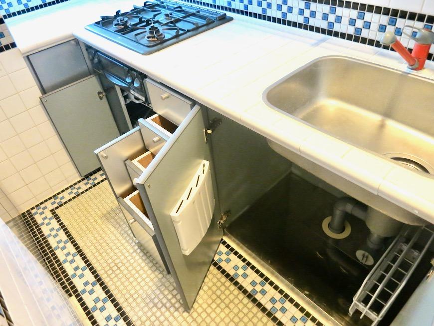 2F キッチン。ヴィンテージ3Fメゾネット2000HOUSE4B23.jpeg12