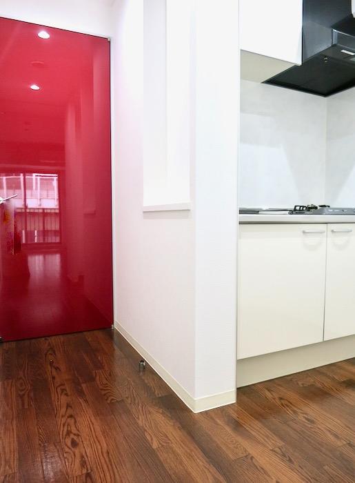 キッチン  Viare storia(ヴィアーレストーリア) 503号室0