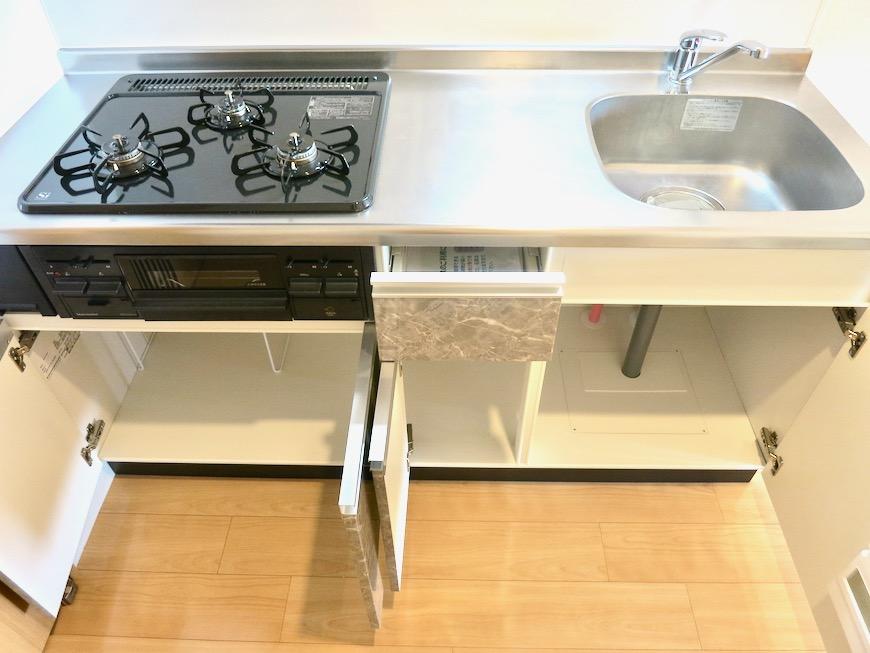 キッチン ALBA GRANDE 名護屋 6