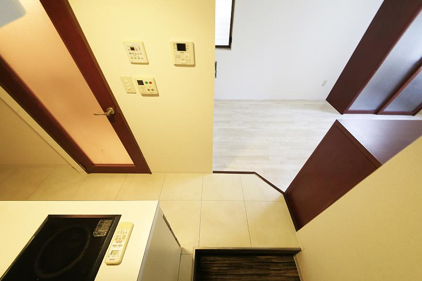 【BIANCASA水主町】605号室_05玄関から見た居室