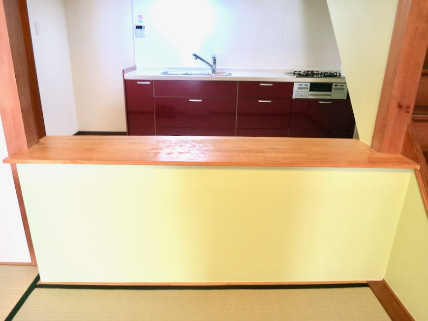 1F 和洋折衷 広い和室とチャーリーブラウン オフィス・ペット可 城主町貸家16