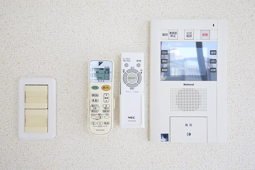 【ミュプレ矢場町】601号室_居室_TVモニタ付きインターフォンなど_MG_0521