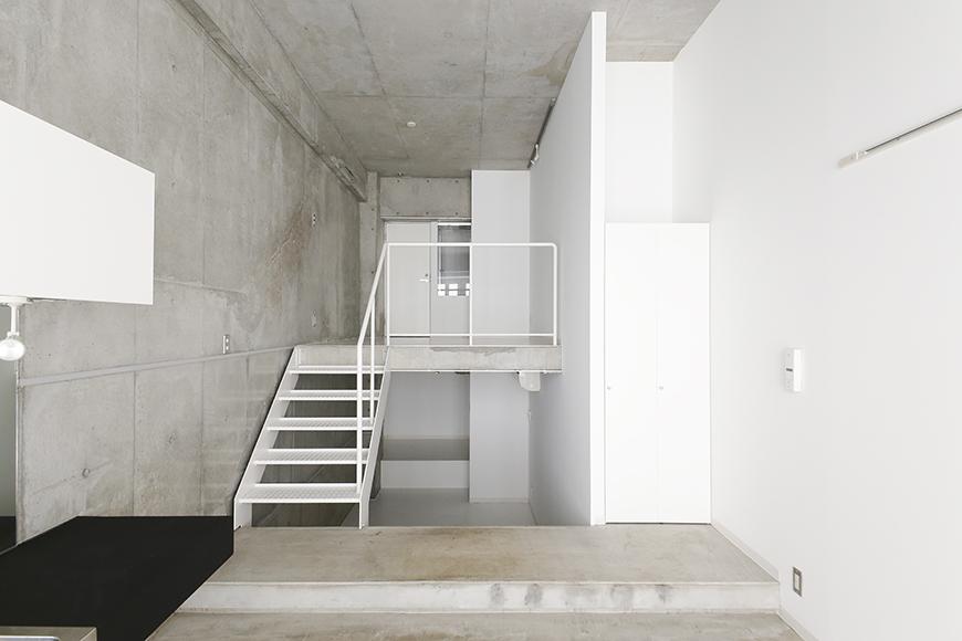 大曽根【クレイタスパークI】106号室_DK(8帖)からの眺め_MG_2181