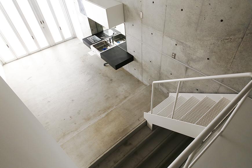 大曽根【クレイタスパークI】106号室_洋室(4帖)からの眺め_MG_2285