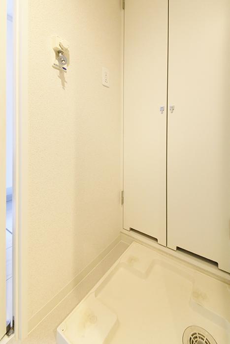 【ミュプレ矢場町】601号室_水回り_室内洗濯機置き場_MG_0569