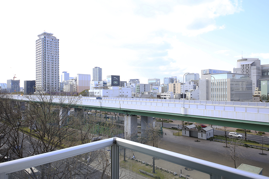 【ミュプレ矢場町】601号室_ベランダからの眺望_MG_0515