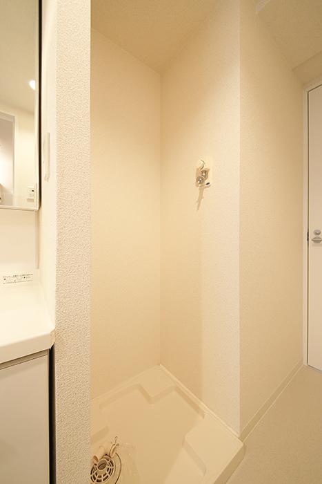 【ミュプレ矢場町】1103号室_水回り_室内洗濯機置き場_MG_0253