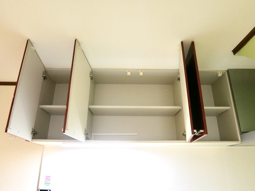 1F キッチン 和洋折衷 広い和室とチャーリーブラウン オフィス・ペット可 城主町貸家5