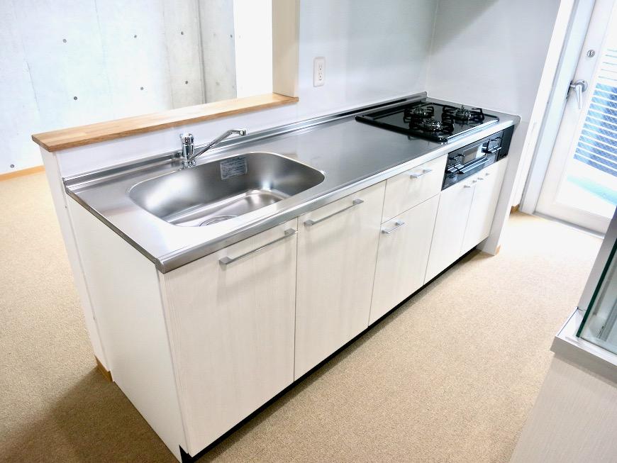 キッチン 美 Solent motoyama 801号室 グランドピアノが置ける部屋6