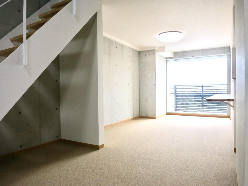 9帖LDK 美 Solent motoyama 801号室 グランドピアノが置ける部屋7