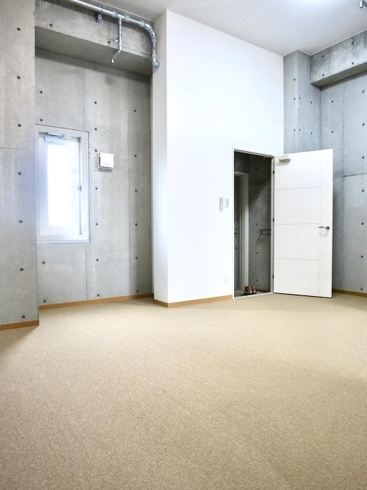 10.9帖洋室 美 Solent motoyama 801号室 グランドピアノが置ける部屋13