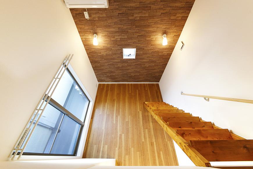 【ガレラ守山】4号室_3階_ロフトスペースからの眺望_MG_7387