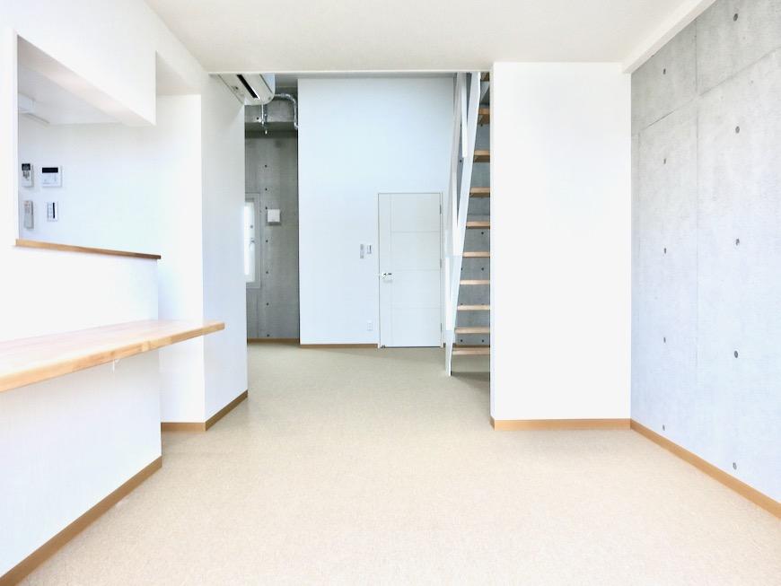 9帖LDK 美 Solent motoyama 801号室 グランドピアノが置ける部屋3