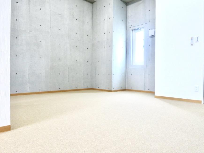10.9帖洋室 美 Solent motoyama 801号室 グランドピアノが置ける部屋15