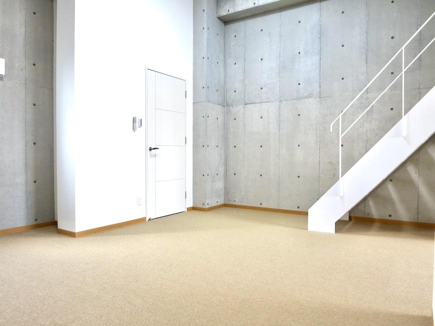 10.9帖洋室 美 Solent motoyama 801号室 グランドピアノが置ける部屋11