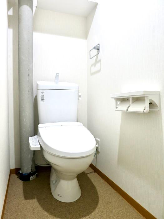 トイレ 美 Solent motoyama 801号室 グランドピアノが置ける部屋1
