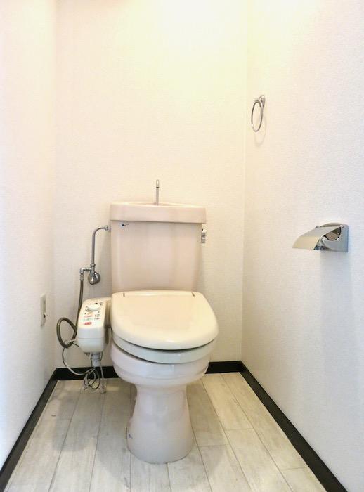 サニタリー&バスルーム&トイレ M's Global PORTII(エムズグローバルポート)2B号室4
