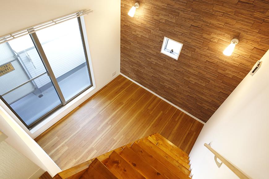 【ガレラ守山】4号室_3階_ロフトスペースからの眺望_MG_7384