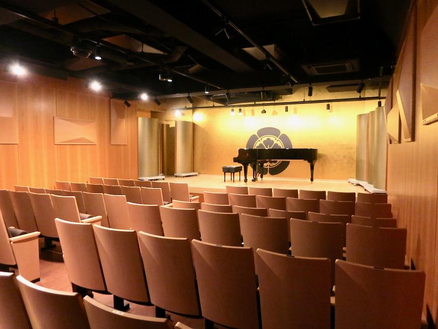音楽ホール 美 Solent motoyama 801号室 グランドピアノが置ける部屋0