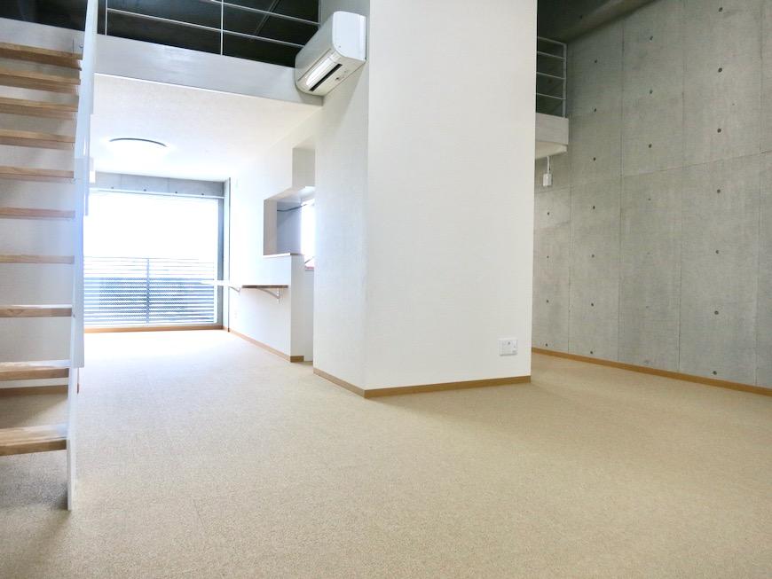10.9帖洋室 美 Solent motoyama 801号室 グランドピアノが置ける部屋2