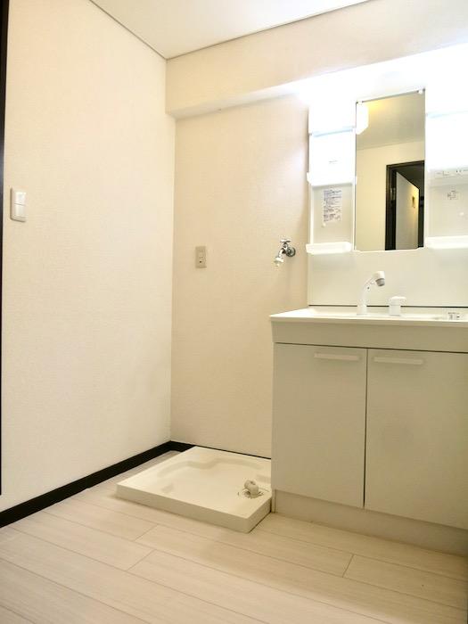サニタリー&バスルーム&トイレ M's Global PORTII(エムズグローバルポート)2B号室0