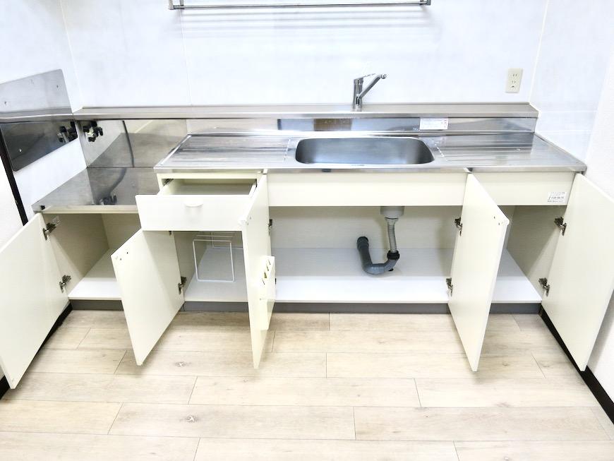 キッチン M's Global PORTII(エムズグローバルポート)2B号室4