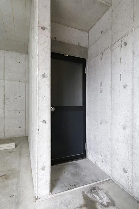 清須市【シャトー】102号室_一階_ガレージ_収納スペース_MG_8484