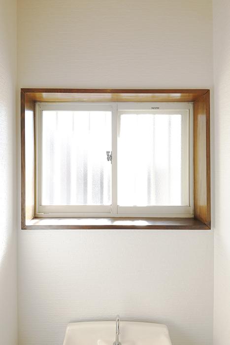 【ステップス江南 A棟】一階_トイレの窓_MG_7818