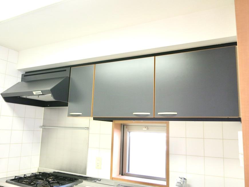 キッチン ザ・センチュリーステイツ506号室1