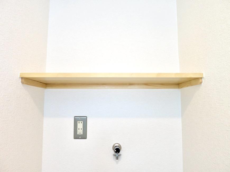 バスルーム&サニタリールーム。川原ロイヤルハイツ3B5