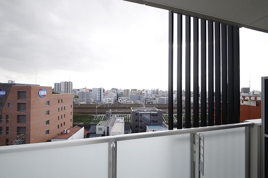 【NNS121】901号室_洋室_ベランダからの眺望_MG_1251