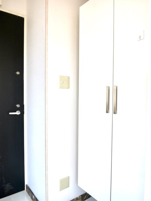 玄関・KAKOビル4A3