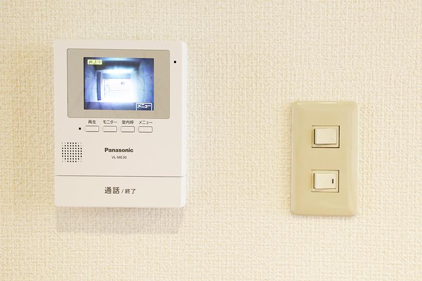 清須市【シャトー】102号室_二階_LDK_TVモニタ付きインターフォン_MG_8664