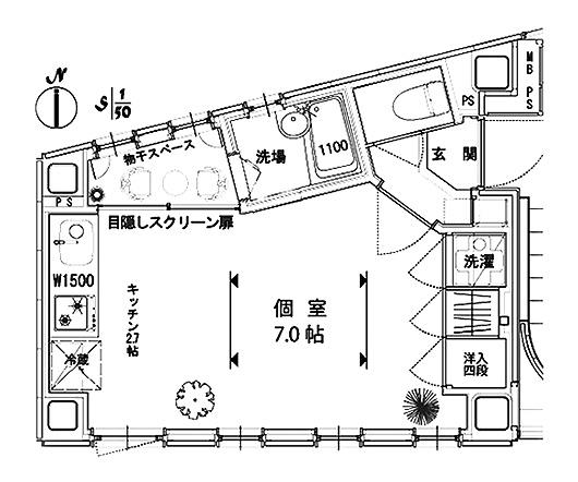 BOX_HOUSE間取図