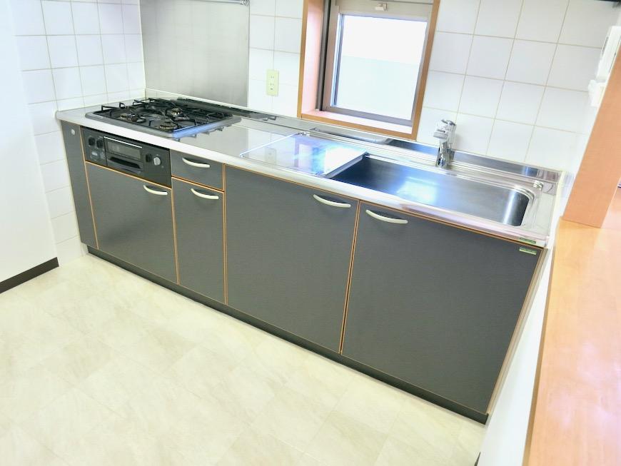 キッチン ザ・センチュリーステイツ506号室0
