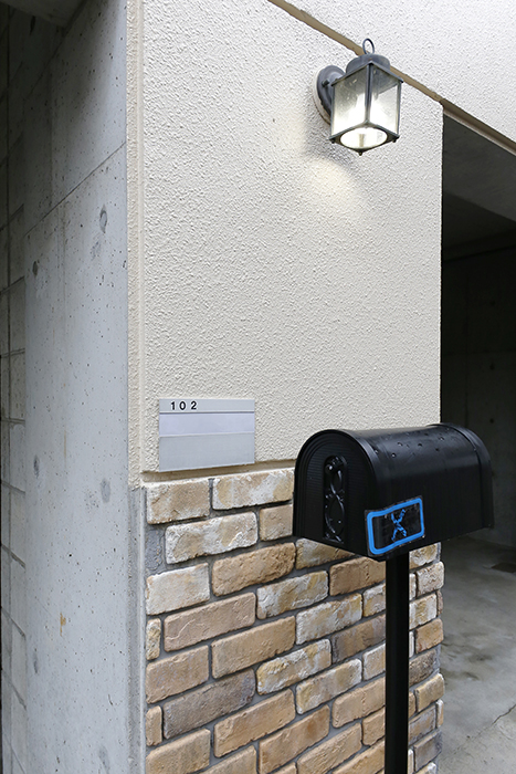 清須市【シャトー】102号室_ポスト周り_MG_8458