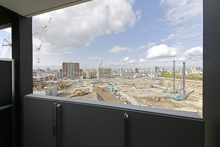 【NNS121】904号室_ベランダからの眺望_MG_1026