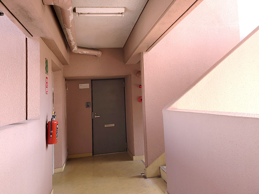 8階共用部
