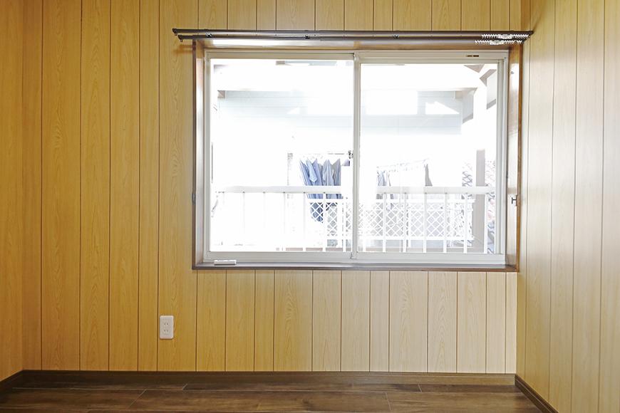 【ステップス江南 A棟】二階_洋室(4.5帖)_窓には雨戸完備です_MG_7978